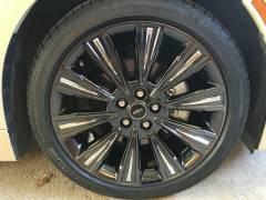 Black Label Black Chrome Wheels