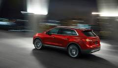 2016 Lincoln MKX Photos
