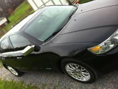 2007 MKZ - Chrome Drag Wheels