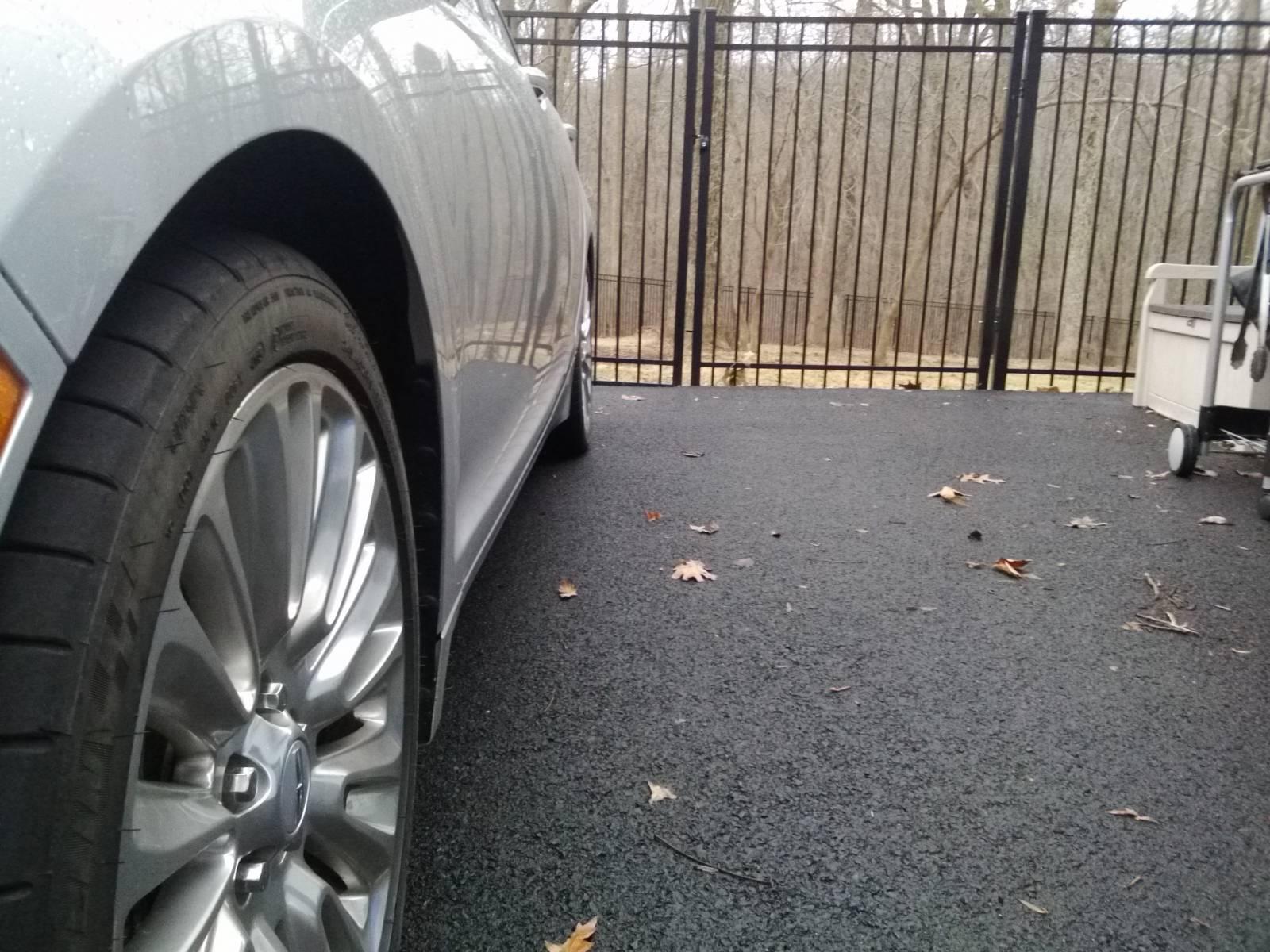 H&R wheel spacers