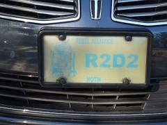 R2D2 Plate