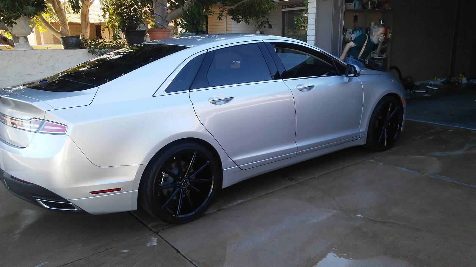 14 MKZ On BD11 20s