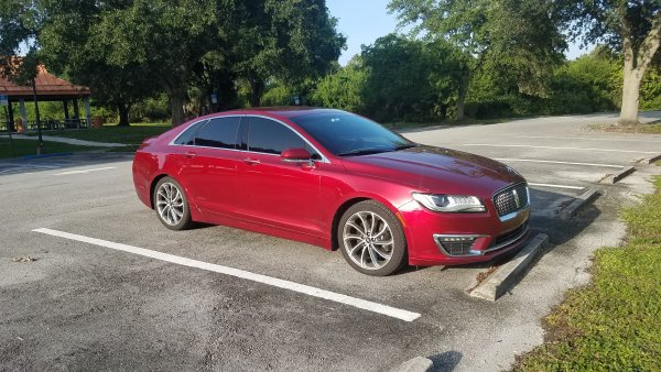 MKZ 3.0 AWD Drivers package